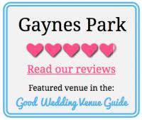 Wedding venue widget