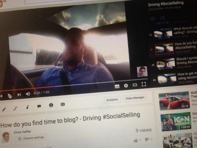 driving social selling